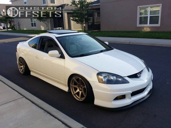 Acura Rsx Mb Battles Function And Form Coilovers - 2006 acura rsx type s wheels