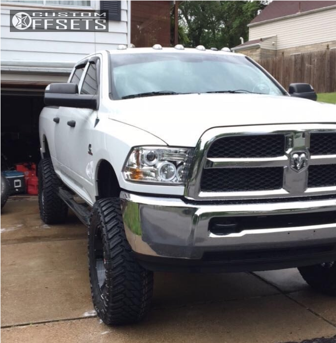 70 1 2013 2500 Ram Suspension Lift: 2013 Ram 2500 Xd Xd825 Rough Country Suspension Lift 5in