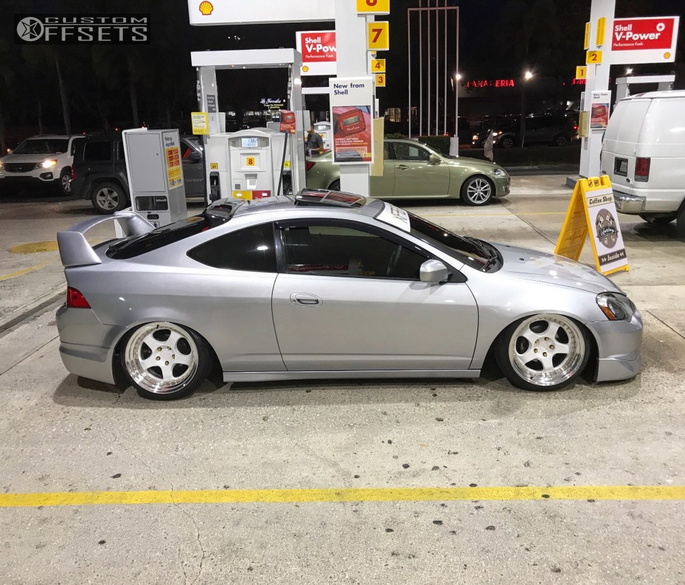 2002 Acura Rsx Repair Prices: 2002 Acura Rsx Varrstoen Es6 D2 Racing Bagged Custom Offsets