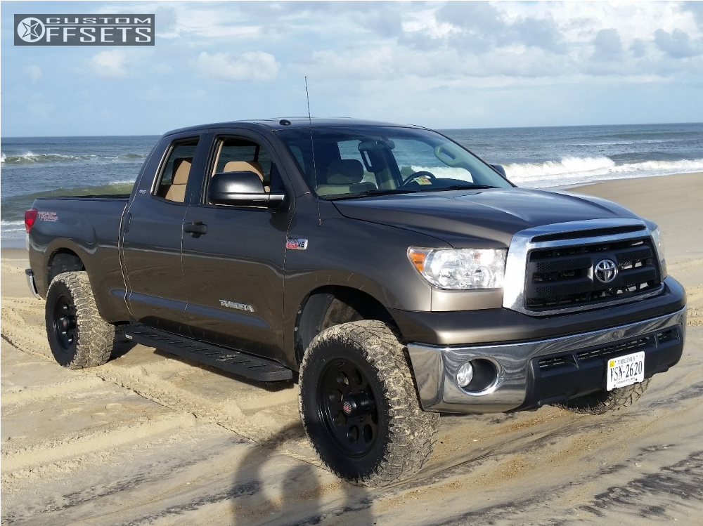 2010 toyota tundra level 8 tracker supreme suspension leveling kit. Black Bedroom Furniture Sets. Home Design Ideas