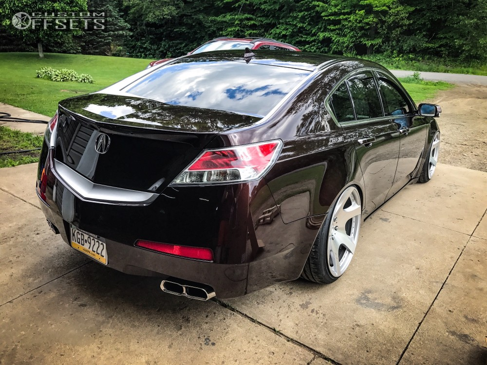 2009 acura tl mrr vp3 air lift performance bagged. Black Bedroom Furniture Sets. Home Design Ideas