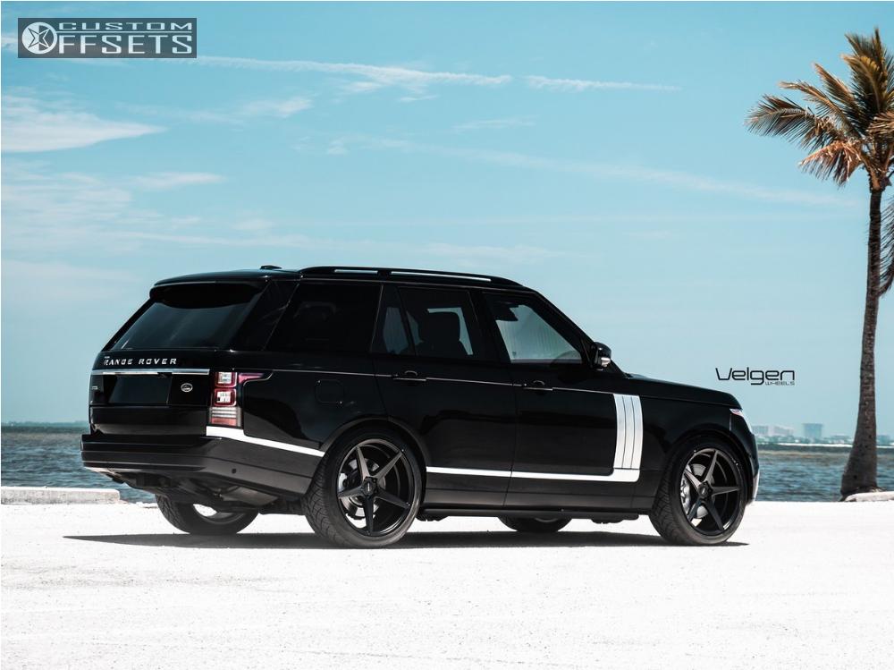 Land Rover Range Rover Velgen Classic Stock Stock - Range rover stock