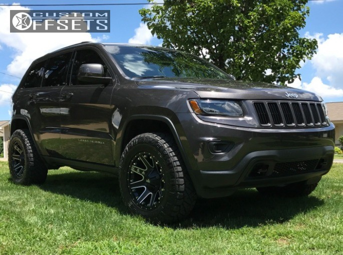 2014 Jeep Grand Cherokee Red Dirt Road Rd04 Rocky Road