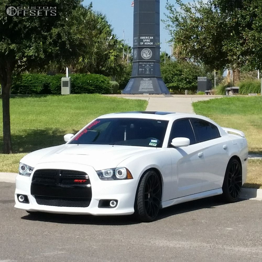 2013 Dodge Charger Giovanna Kilis Bilstein Lowered Adj Coil Overs