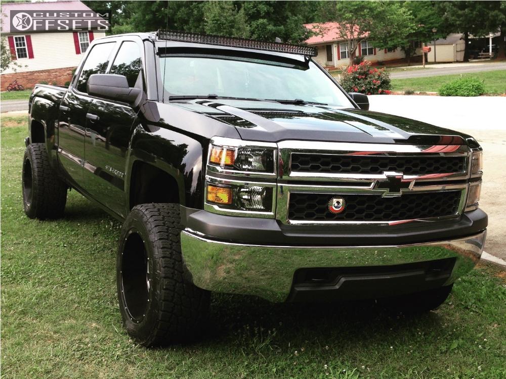 2015 Chevy Reaper >> 2015 Chevrolet Silverado 1500 Brute Reaper Supreme Suspension