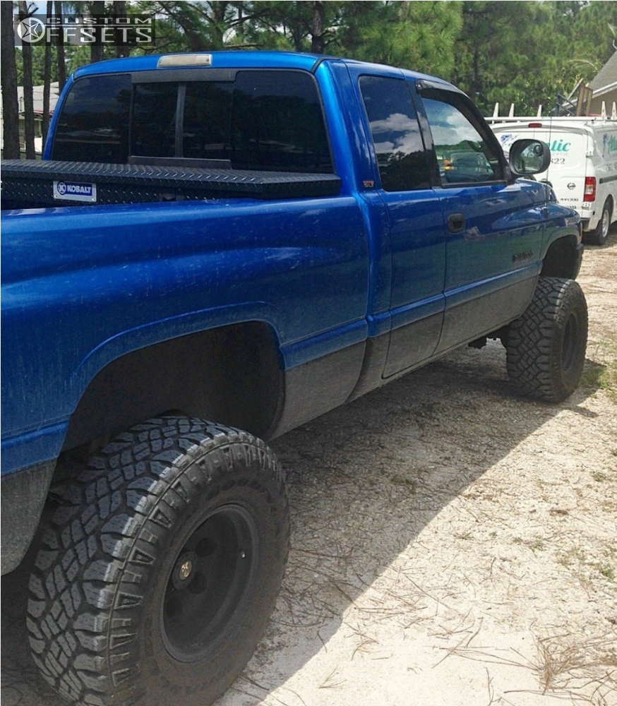 1999 Dodge Ram 1500 Pro Comp Series 69 Rough Country