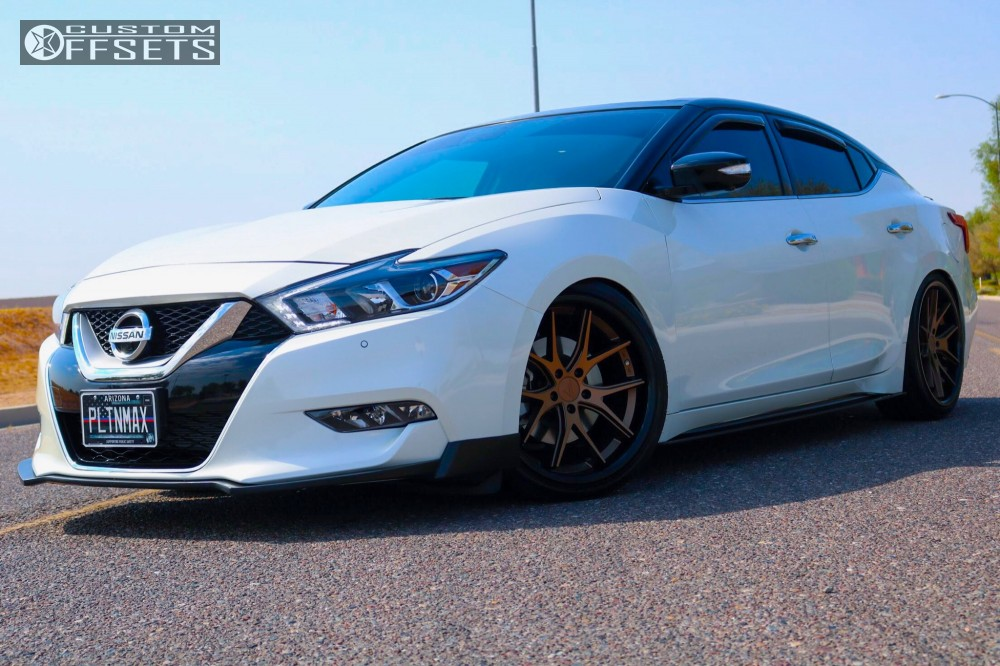 2016 Nissan Maxima Ferrada Fr2 Bc Racing Coilovers