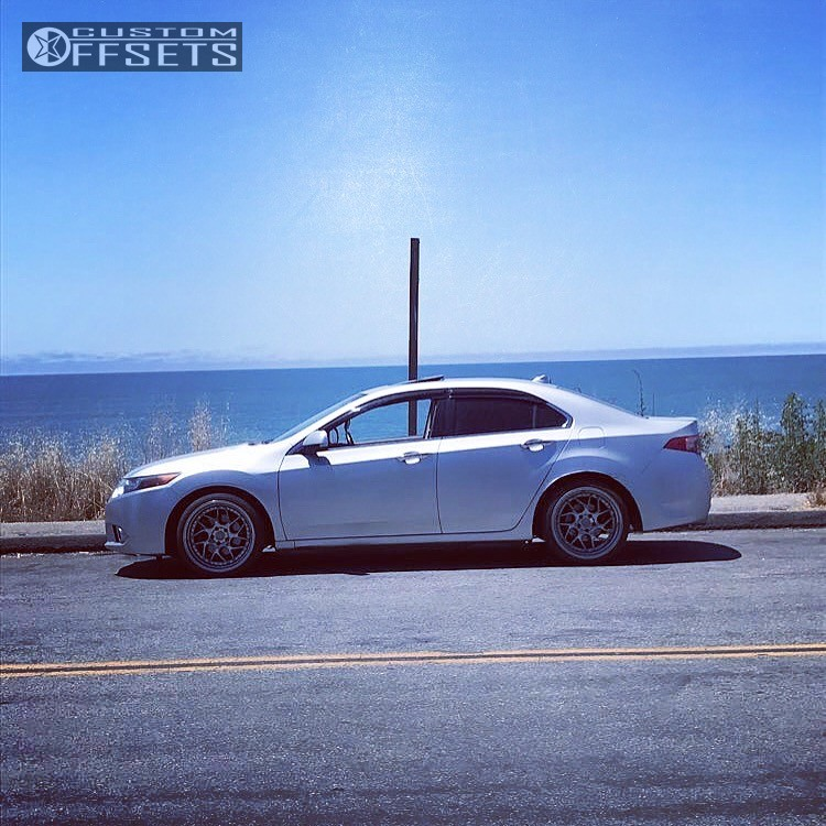 2012 Acura Tsx Aodhan Ds01 Stock Stock
