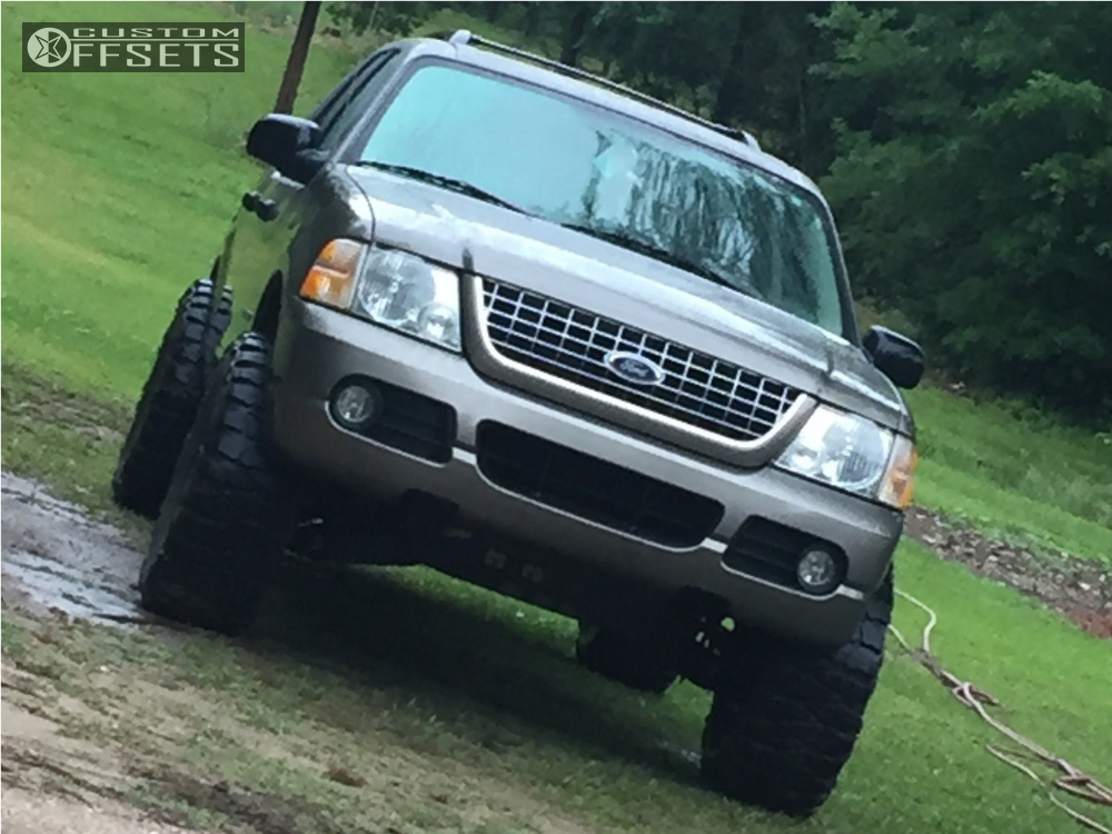 Lifted Ford Explorer >> Tires For 2004 Ford Explorer Creative Wiring Diagram Ideas
