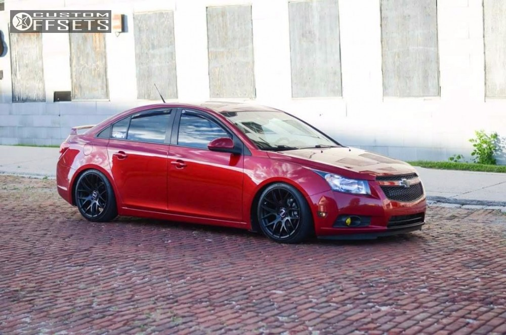 2011 Chevrolet Cruze Miro Type 111 Bc Racing Coilovers