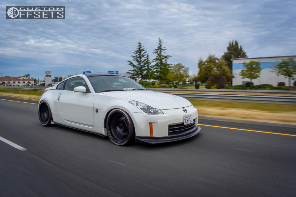 350z isis coilovers review