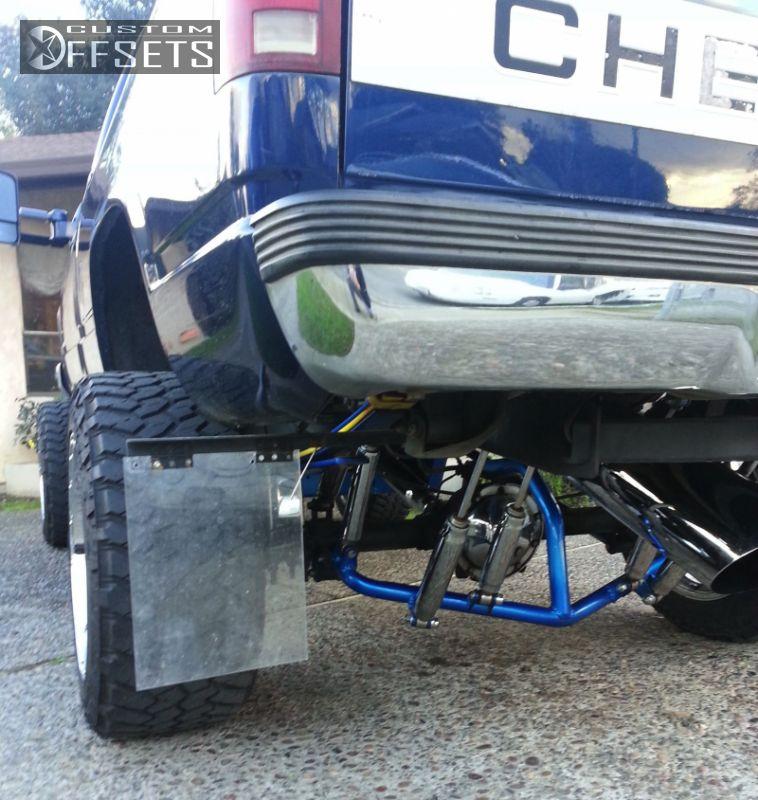 1992 Isuzu Regular Cab Suspension: Wheel Offset 1996 Chevrolet C K 1500 Series Super