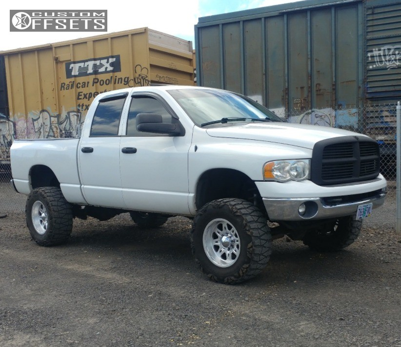 70 1 2013 2500 Ram Suspension Lift: 2005 Dodge Ram 2500 Weld Racing Forged Fabtech Suspension