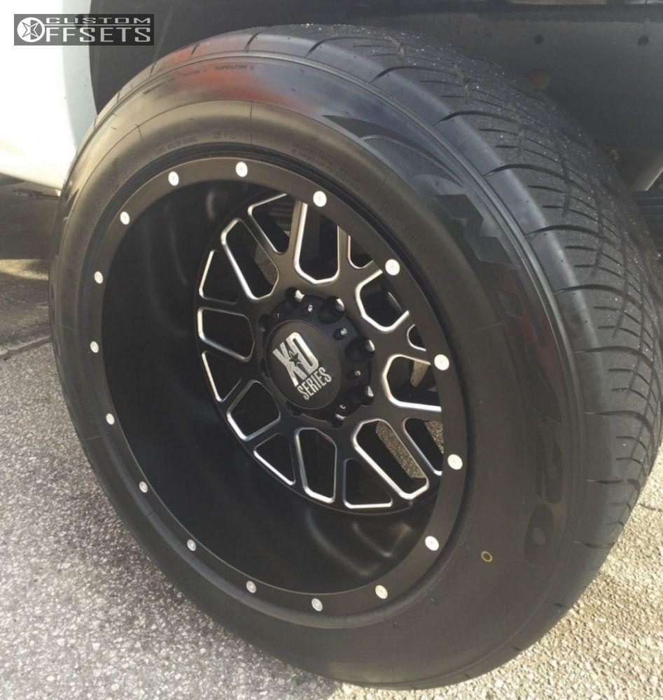Gmc Sierra Stock Wheels >> 2005 Gmc Sierra 2500 Hd Xd Xd820 Oem Stock
