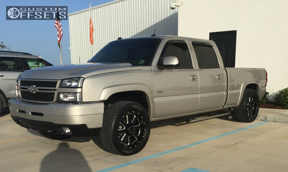 2005 chevrolet silverado 2500 hd gear alloy big block djm. Black Bedroom Furniture Sets. Home Design Ideas