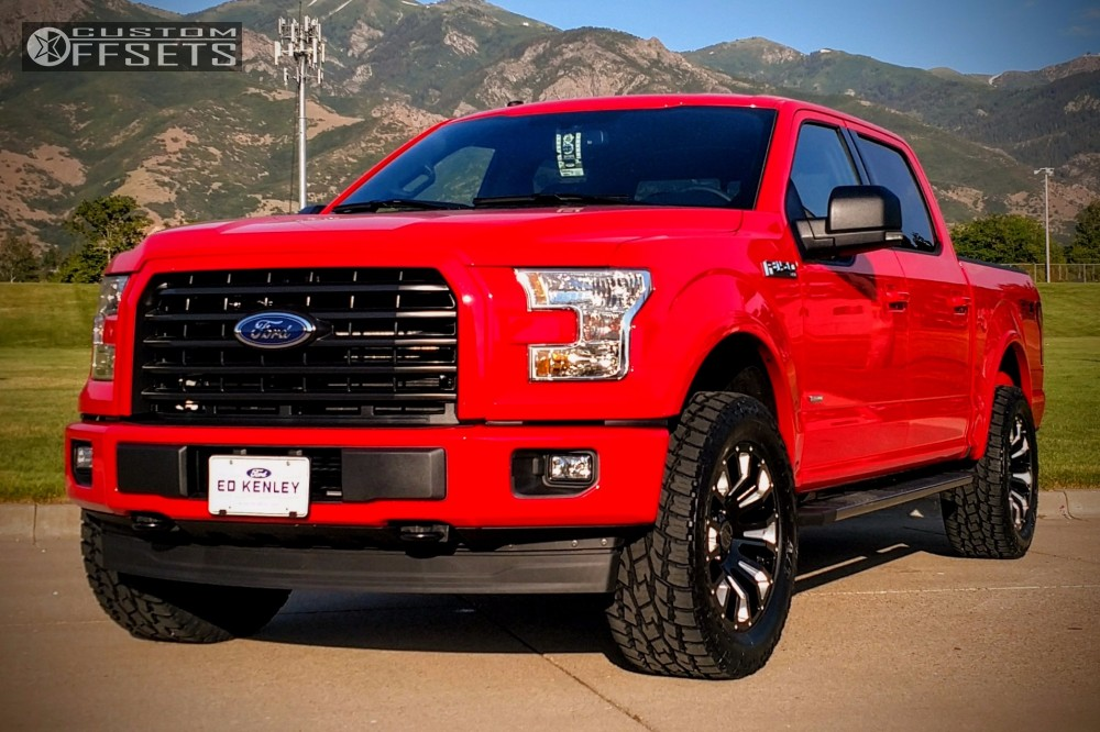 2017 ford f 150 black rhino pinatubo rough country. Black Bedroom Furniture Sets. Home Design Ideas