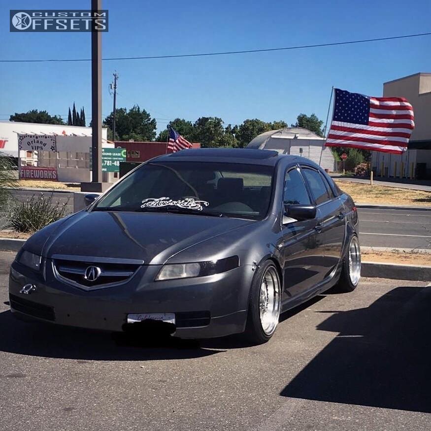 Acura Tl Esr Sr Coilovers - 2005 acura tl wheels