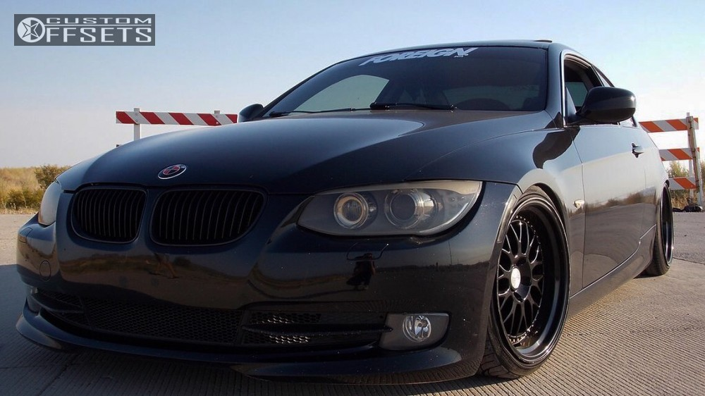 2011 Bmw 328i Esr Sr05 Godspeed Project Coilovers