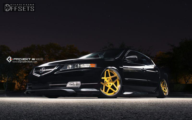 2005 Acura Tl K3 Projekt Ind Series 5sg Air Suspension