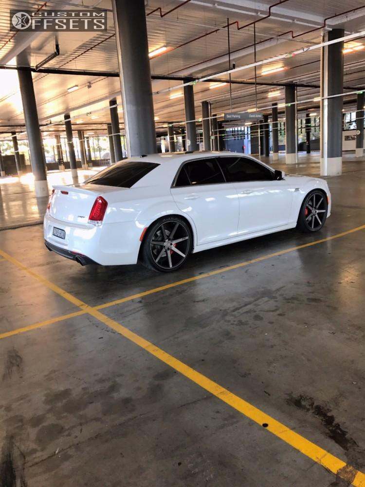 Chrysler Bilstein Stock Niche Verona Black