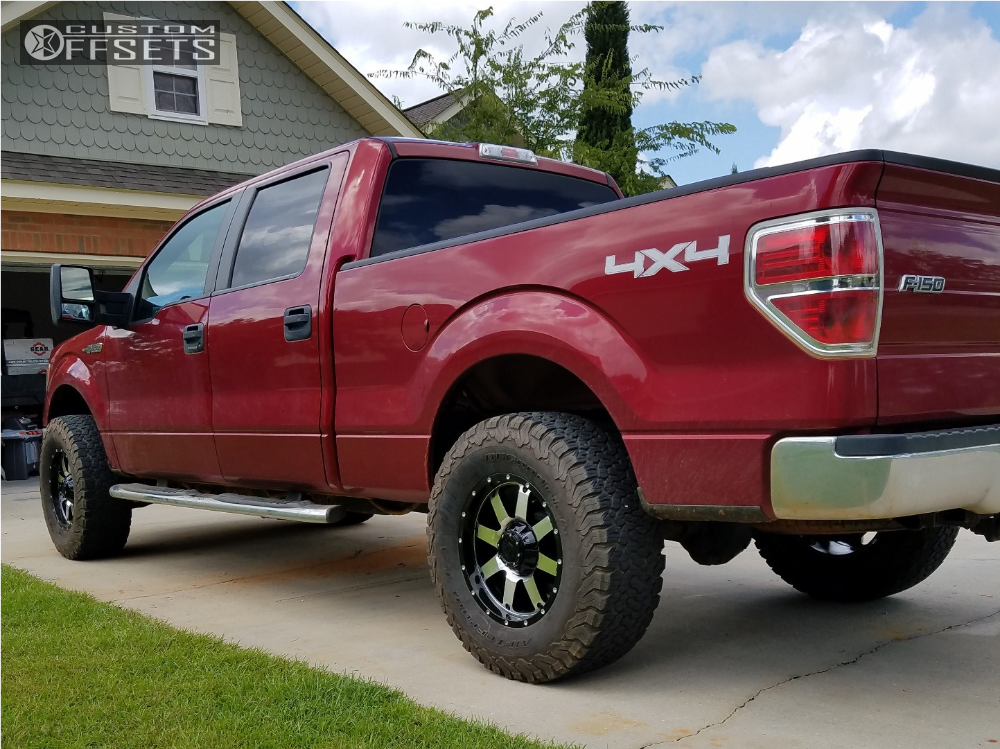 2013 Ford F 150 Gear Alloy 726m Stock Leveling Kit