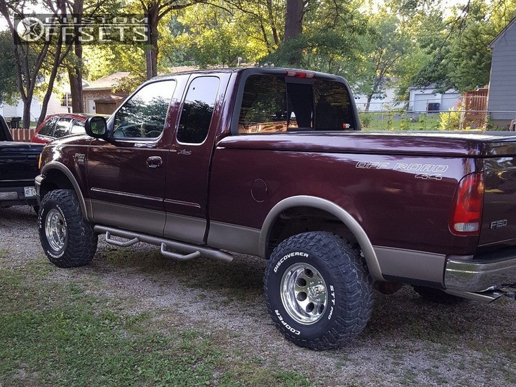 2001 ford f 150 alloy ion style 171 rough country leveling kit. Black Bedroom Furniture Sets. Home Design Ideas