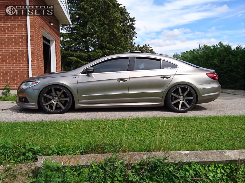 2012 volkswagen cc niche verona solowerks coilovers. Black Bedroom Furniture Sets. Home Design Ideas