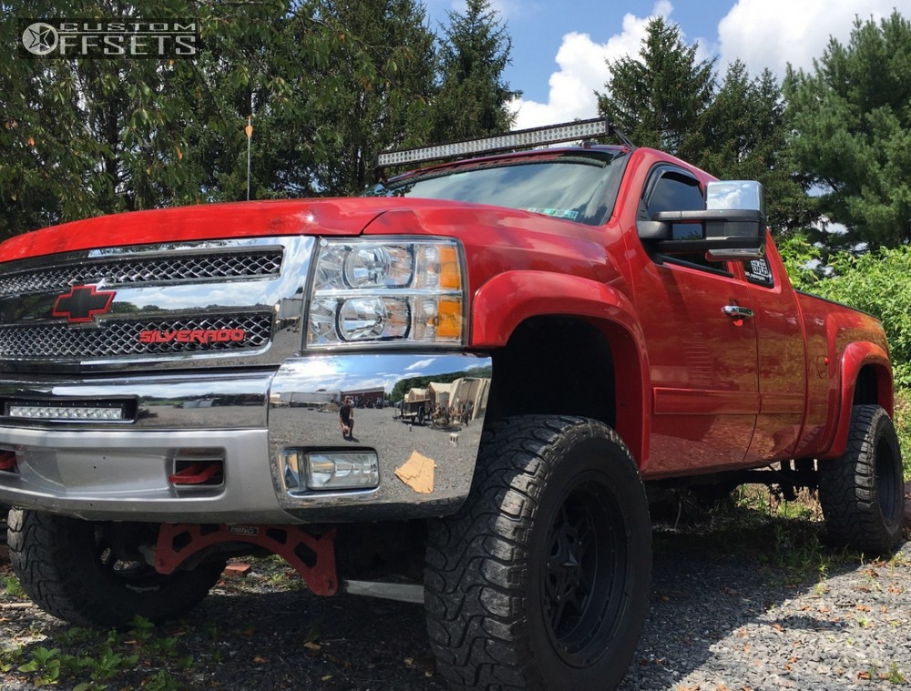 2012 chevrolet silverado 1500 xd rockstar 3 fabtech suspension lift 6in 1 2012 silverado 1500 chevrolet fabtech suspension lift 6in xd rockstar 3 black aloadofball Image collections