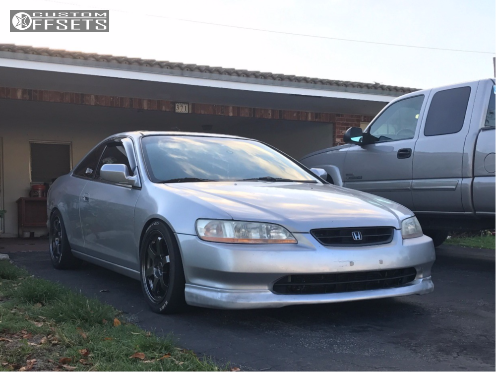 1999 Honda Accord Rota Grid Function And Form Coilovers
