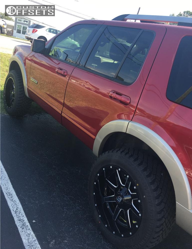 2006 Ford Explorer Wheels