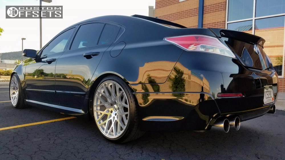 2012 Acura Tl Tsw Vale Tein Coilovers
