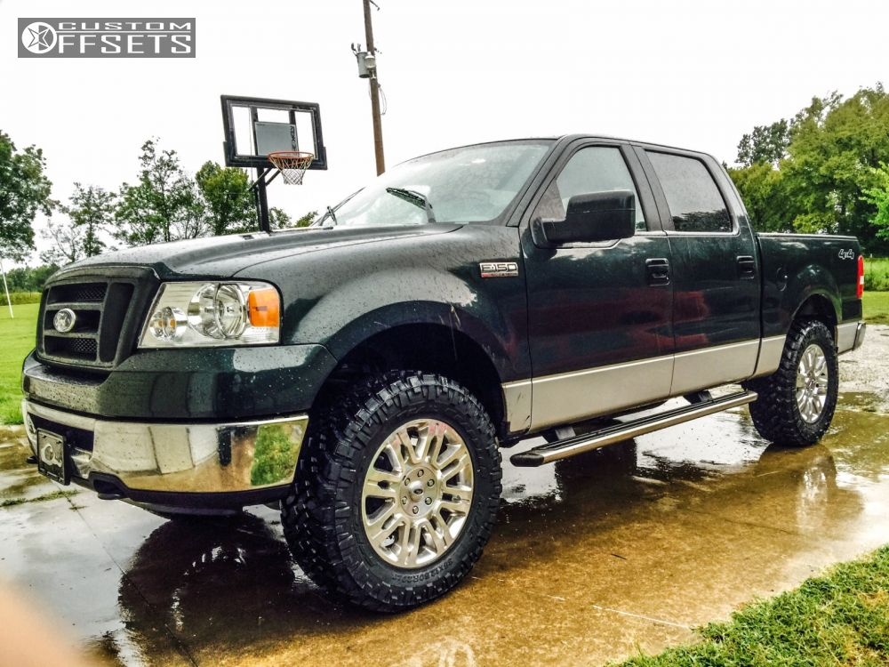 2006 Ford F 150 2013 Ford Platinum Rough Country Leveling Kit