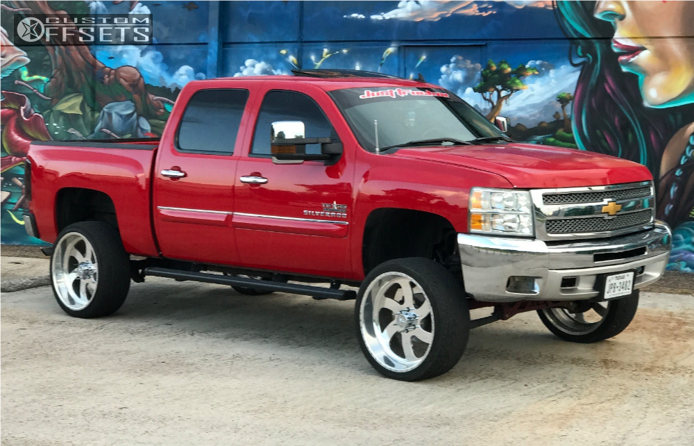 American Force Wheels Facebook >> 2012 Chevrolet Silverado 1500 American Force Blade Ss Rough Country Suspension Lift 75in
