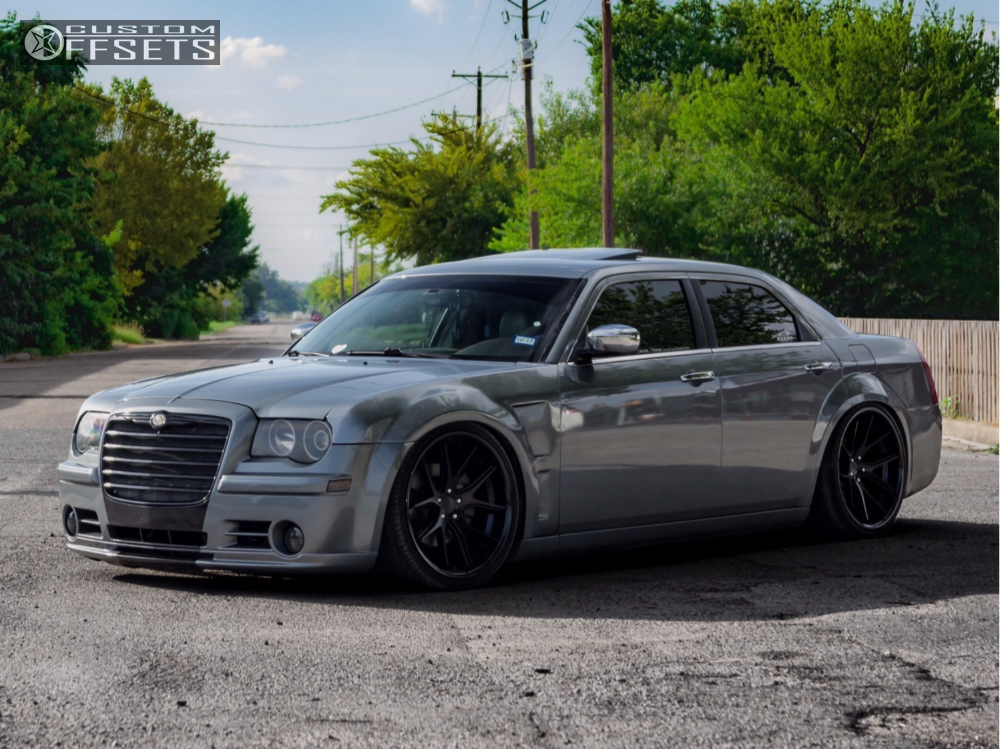 2007 Chrysler 300 Ferrada Fr2 Street Edge Coilovers
