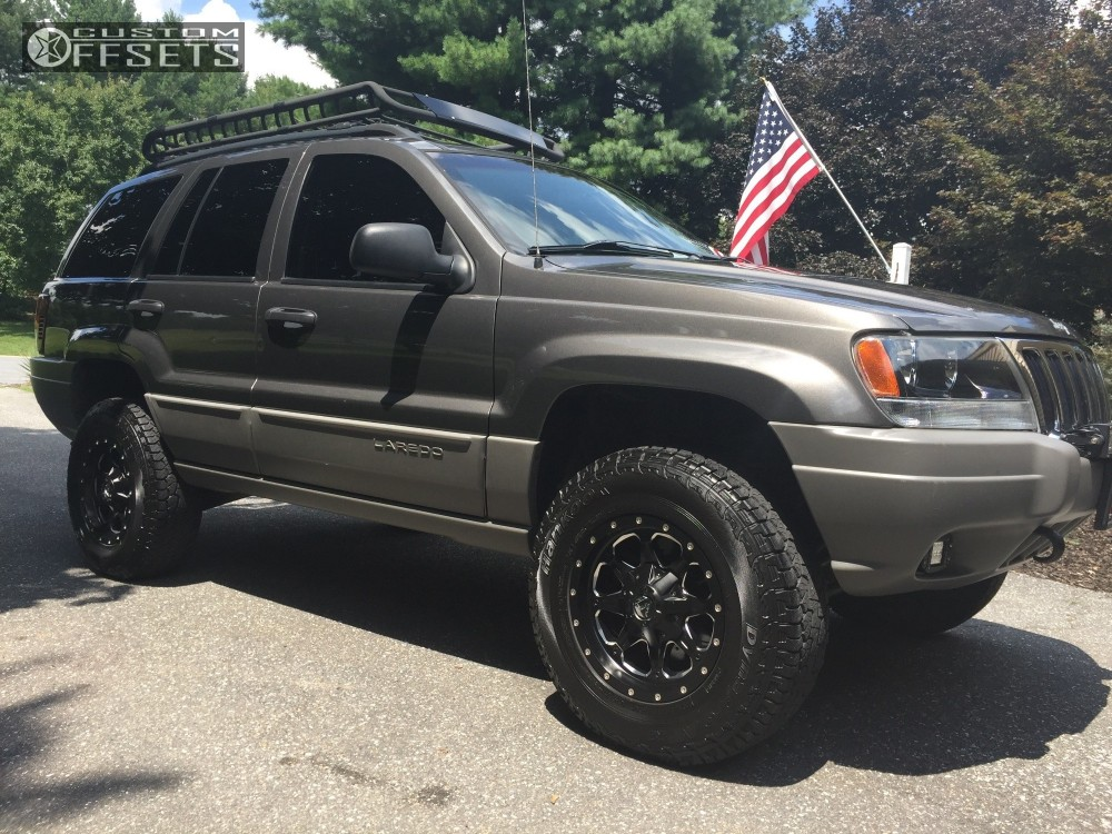 The Best 2002 Jeep Grand Cherokee Laredo Custom