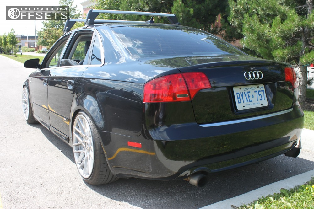 2008 Audi A4 Quattro Rotiform Rse St Suspension Coilovers