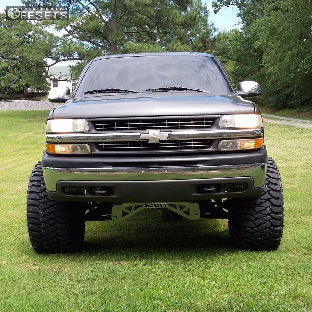 2002 Chevrolet Silverado 3500 Crew Cab Suspension: 2002 Chevrolet Silverado 1500 Fuel Hostage Mcgaughys
