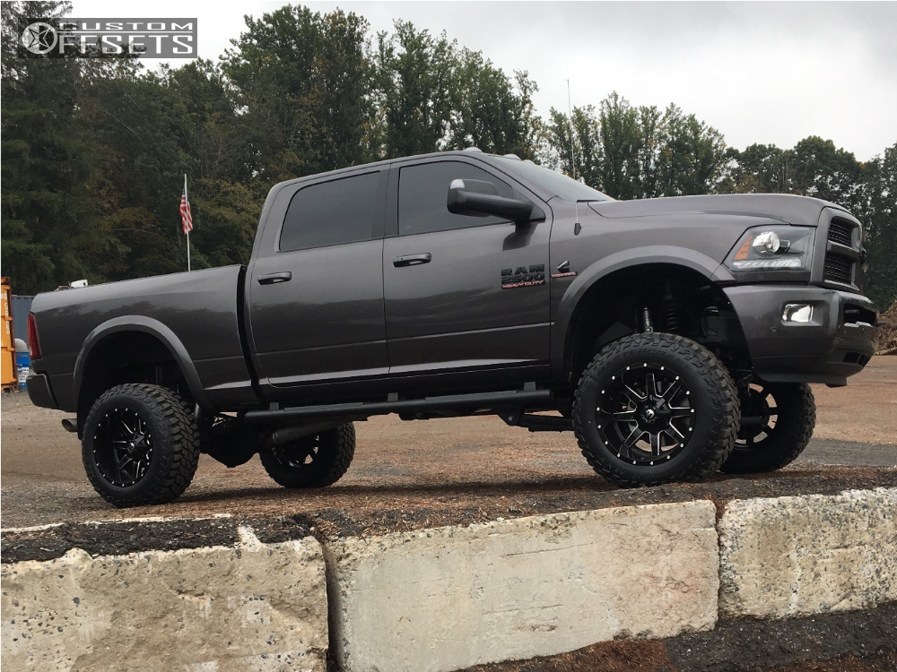 2017 dodge ram 2500 fuel maverick bds suspension suspension lift 6in. Black Bedroom Furniture Sets. Home Design Ideas