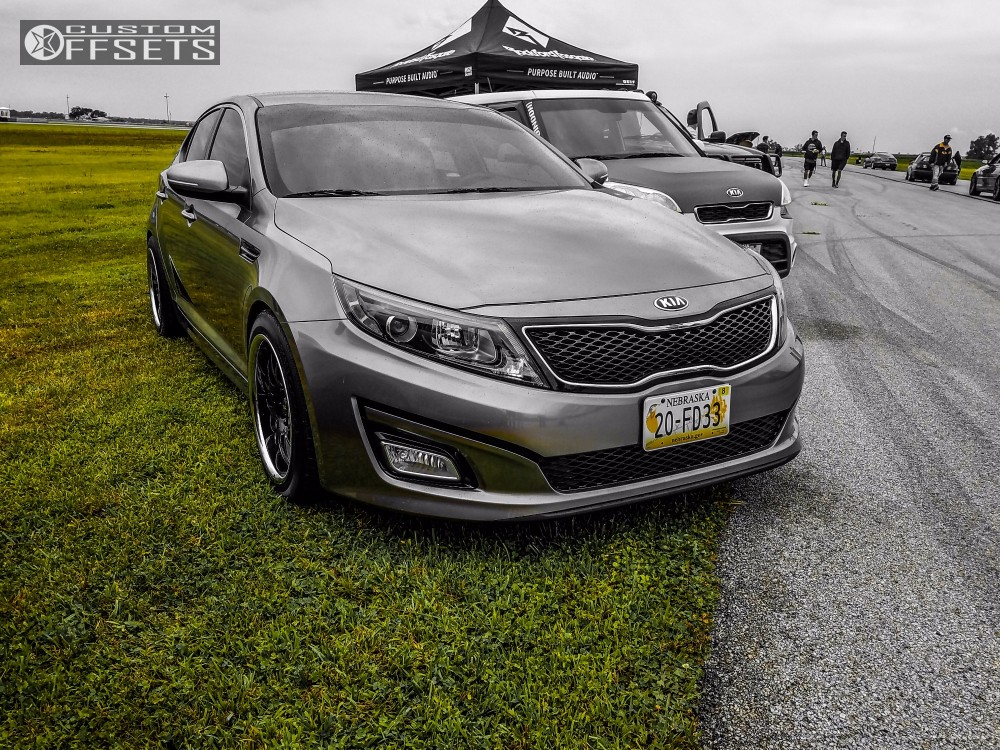 2015 Kia Optima Xxr 526 Truhart Lowering Springs