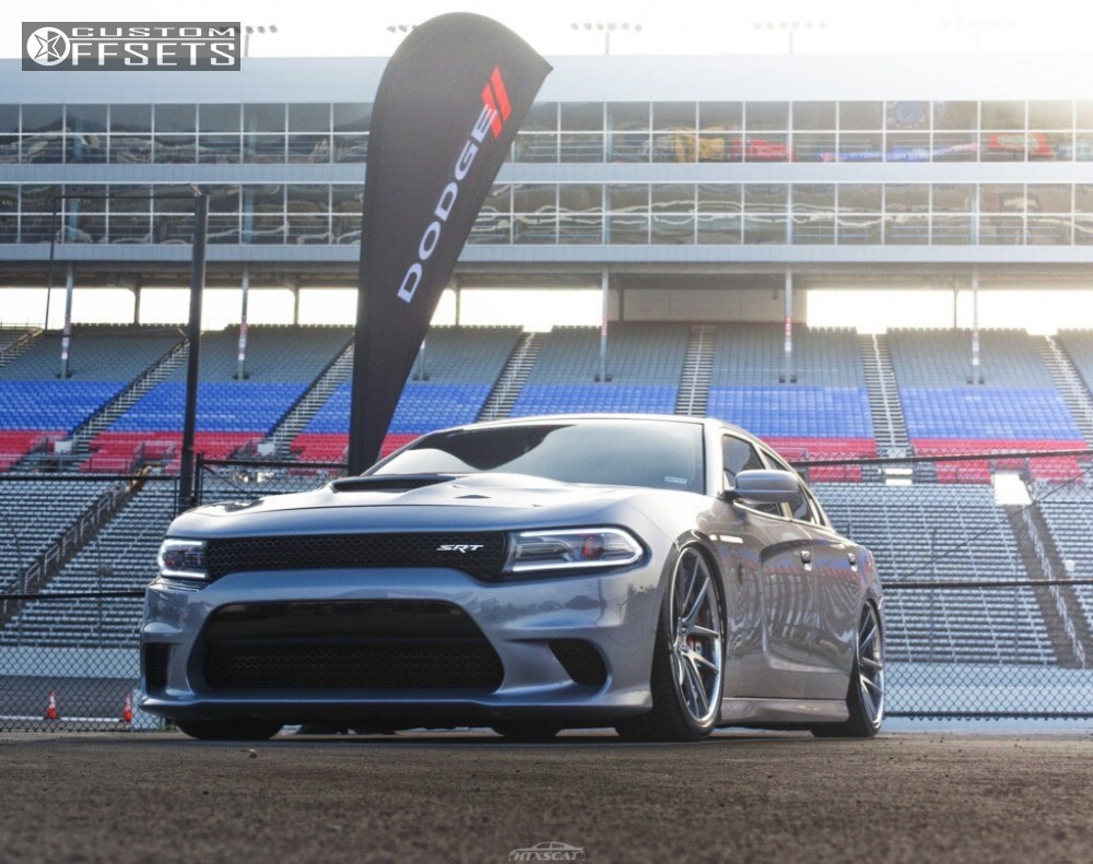 Wheel Offset 2015 Dodge Charger Flush Air Suspension | Custom Offsets | 2015 Dodge Charger Custom Wheels |  | Custom Offsets