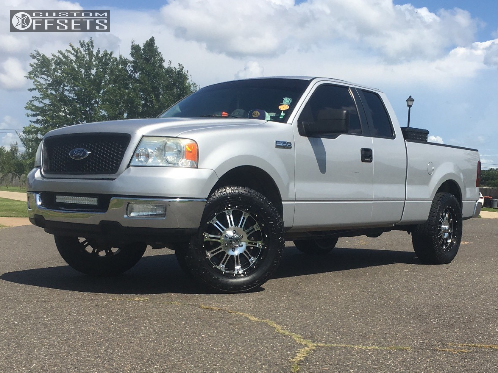 2005 Ford F 150 Xd Xd795 Rough Country Leveling Kit
