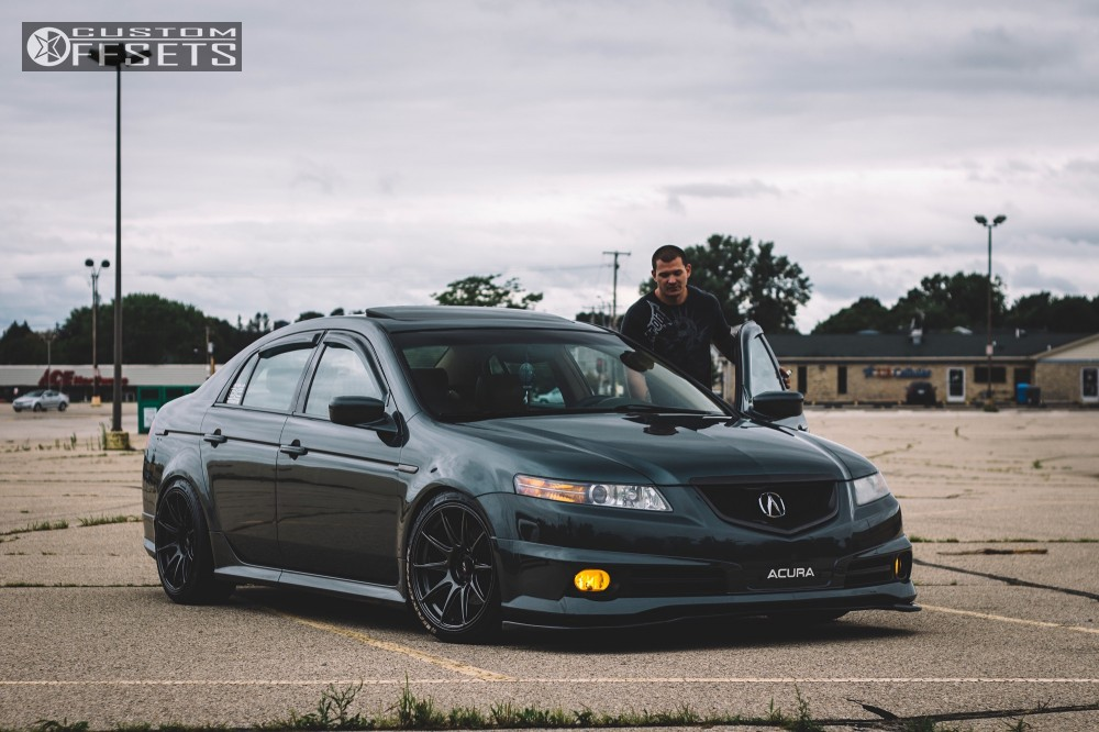 2004 Acura Tl Xxr 527 Function And Form Coirs
