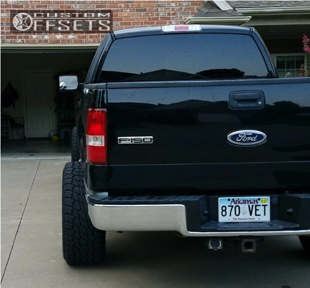 3 2005 F 150 Ford Rough Country Leveling Kit Moto Metal Mo970 Machined Black ...