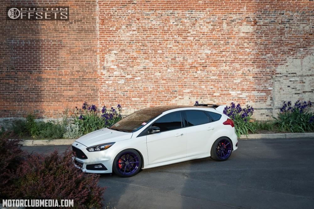 Custom Focus St >> 2015 Ford Focus Tsw Bathurst St Suspension Coilovers