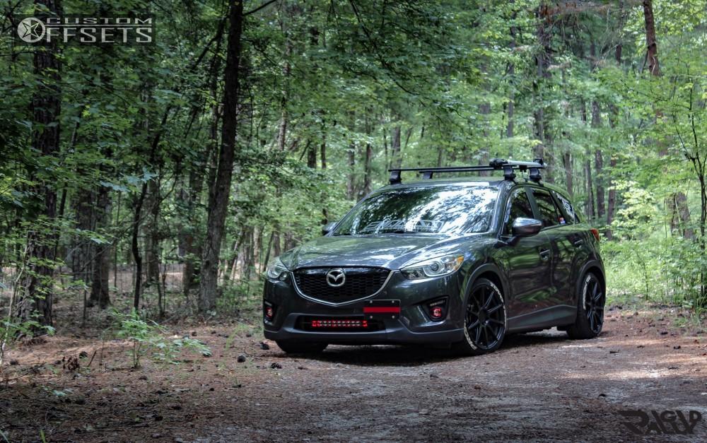2015 Mazda Cx 5 Niche Essen Corksport Lowering Springs