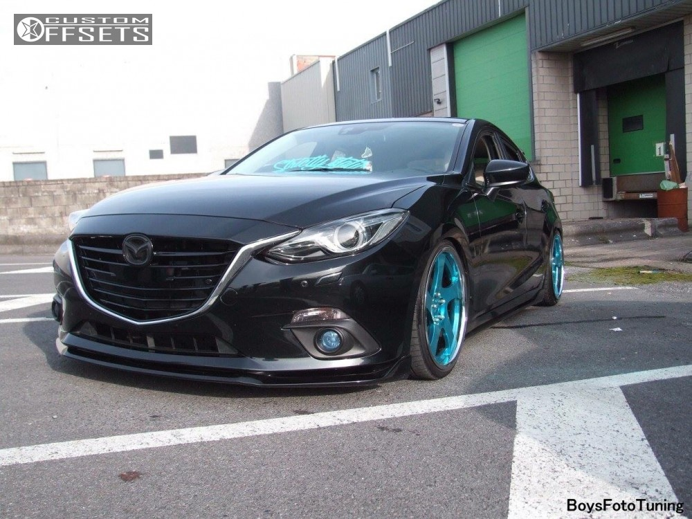 New! Mazda Speed 3 Coilover Review by Raceland