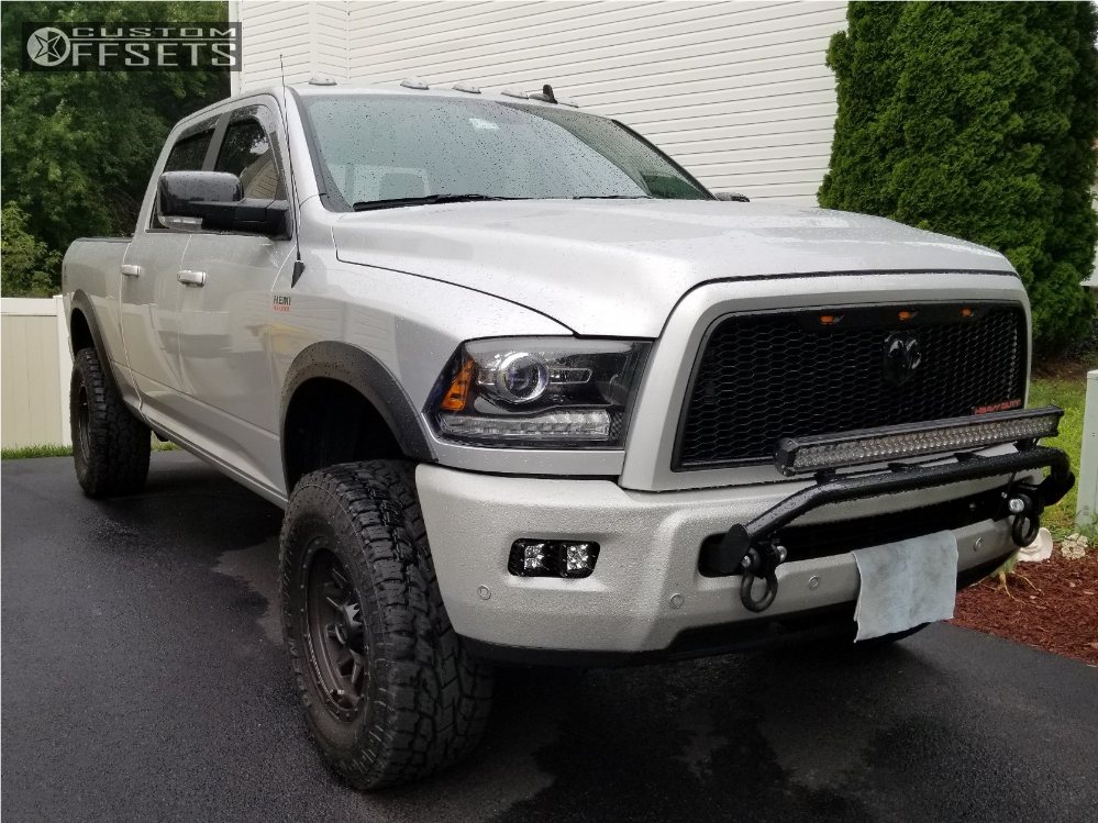 2016 ram 2500 dirty life roadkill thuren leveling kit. Black Bedroom Furniture Sets. Home Design Ideas