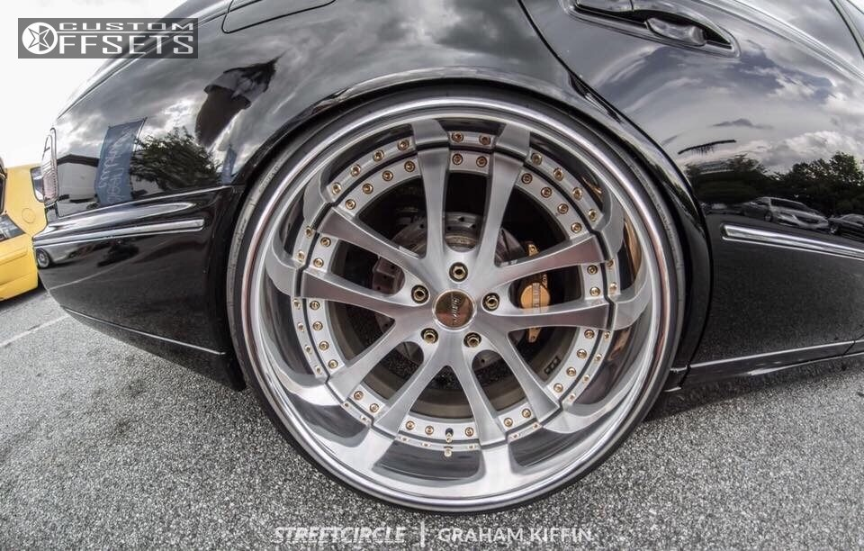 4717/custom Offsets Wheel Shine Kit For Painted Wheels | Custom Offsets