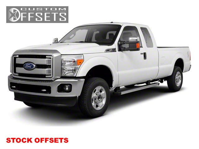 1 2013 F 250 Ford Stock Stock Stock Chrome Tucked