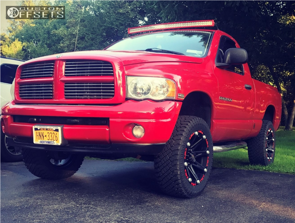 How Much Can A Ram 1500 Tow >> 2003 Dodge Ram 1500 Ballistic Jester Supreme Suspension Suspension Lift 3in